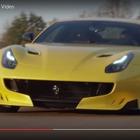 フェラーリ F12 に最強の「tdf」…780馬力を解き放つ[動画]