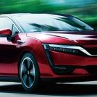 【ロサンゼルスモーターショー15】ホンダ の新型燃料電池車、クラリティ フューエル セル…北米初公開へ