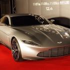 最新ボンドカー、アストンマーティン DB10 が日本初公開…『007 スペクター』