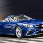 【ロサンゼルスモーターショー15】メルセデス SL、「65 AMG」にも改良新型…V12ツインターボは630馬力