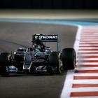 【F1 アブダビGP】フリー走行はロズベルグがトップ、ペレスがライバルを抑え3番手に