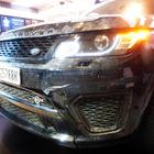 銀座で展示中の映画『007 スペクター』出演車両、その行方は?
