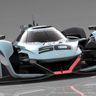 【ロサンゼルスモーターショー15】ヒュンダイ、871馬力の燃料電池レーサーを北米初公開