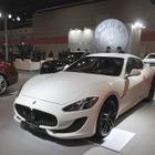 【大阪モーターショー15】マセラティ、ゼニア・エディションなど4台を出展