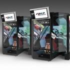 MEGA WEB、バンダイナムコのスポーツ走行体感マシンを期間限定で設置
