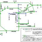 仙台圏の鉄道・バスICカード、来年3月から相互利用に対応