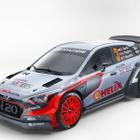【WRC】ヒュンダイ、新型 i20 WRC を発表…戦闘力向上