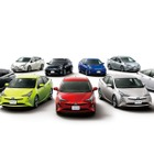 新車販売総合、プリウス&アクア 1年6か月ぶりのトップ2…12月車名別