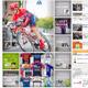 スバル レヴォーグ、国際自転車ロードレース「ツアー・オブ・ジャパン」に特別協賛 画像