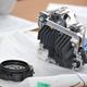 品質と量産コストを両立させたLEDヘッドランプの生産技術…市光工業 画像
