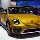 【ロサンゼルスモーターショー15】VW ザ・ビートル・デューン…「バハ・バグ」がモチーフ[詳細画像] 画像