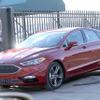 公開直前! フォード フュージョン 改良型、完全フルヌード