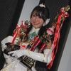 【東京オートサロン16】レースクイーン大賞、荒井つかさ さんが悲願のグランプリ