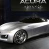【デトロイトモーターショー07】ホンダ/アキュラ、次期NSXコンセプト