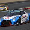 【スーパー耐久 開幕戦】スリーボンド日産自大 GT-R、着実な走りで優勝…チャンピオン獲得へ好スタート