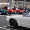 サテライト水戸に200台の旧車が集結…昭和のくるま大集合 VOL.13