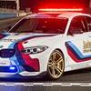 BMW M2 クーペ、Moto GPセーフティカーに起用