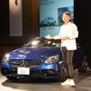 【メルセデスベンツ SLC】上野社長「機能性や走行時の快適性をさらに向上」