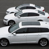 【VW パサート GTE ヴァリアント】パドルで充電、DSGのキレ、操る楽しさは新感覚[写真蔵]