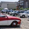 【石和温泉郷クラシックカーフェス16】真夏日もなんのその、温泉街に旧車が集結