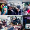 車内が写真スタジオ、日産 キューブ 改造…360度バレットタイム撮影も体験できる