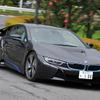 【BMW i8 試乗】絶世の美女は意外にも気さくであった…鈴木ケンイチ
