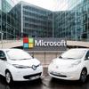 ルノー日産とマイクロソフトが提携…次世代コネクテッドカー技術開発へ