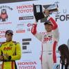 2016年の全日本F3王者は山下健太…ゲーム出身の強敵マーデンボローとの接戦を制す