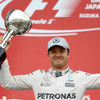 【F1 日本GP】ロズベルグが今季9勝目、メルセデスがコンストラクターズチャンピオンを決める