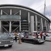 【NAGOYA CLASSIC CAR MEETING 16】豊田スタジアムに旧車120台が大集合