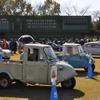 【クラシックカーフェスティバルin北本きくまつり 16】芝生のグラウンドに旧車約160台が集結