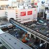 銀座線渋谷駅新ホーム設置工事、軌道拡幅…写真で新旧比較