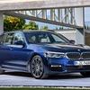 【ジュネーブモーターショー2017】BMW 5シリーズ 新型、ツーリングを初公開予定