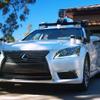 トヨタ、最新の自動運転実験車を公開…性能向上