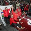 アルファロメオがミッレミリアで優勝 歴史は繰り返す