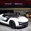 【ジュネーブモーターショー2017】TAMO RACEMO…印タタ新ブランド[詳細画像]