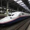 「2階建て新幹線」2020年度末に消滅へ…上越新幹線E4系をE7系に置換え