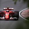 【F1 カナダGP】金曜フリー走行はライコネンがトップ、復帰のアロンソはいきなりトラブル