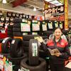 タイヤ購入店、オートバックスがトップ…2位はイエローハットとタイヤ館