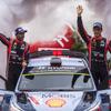 【WRC 第8戦】ヒュンダイ勢が1-2、ヌービル今季3勝目…トヨタは上位争うも10位が最高という結果に