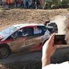 【WRC】ラリーカーからあなたを動画撮影!!…トヨタの観戦サービス「EchoCam」