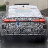 アウディ A7スポーツバック 次期型、発表直前の生姿…LEDテールライトに注目