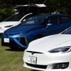 ISレンタリース、テスラ モデルX/S とトヨタ MIRAI のレンタル開始…名古屋