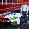 【フランクフルトモーターショー2017】BMW M8、500hpのレーサー発表…市販車より先に登場
