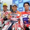 トライアル・デ・ナシオン、日本代表チーム3年連続の表彰台獲得