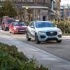 ジャガー・ランドローバー、コネクテッド自動運転車両技術の公道テストを開始…世界12都市に拡大へ