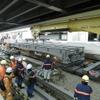 夜ごと繰り返されるリニアの「準備」…JR東海、品川駅の工事を初公開