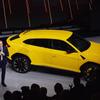 ランボルギーニ ウルス 発表…新型SUVは650hp V8ツインターボを搭載