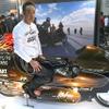 塩の大平原・ボンネビルで最高速アタックした3台…ホットロッドカスタムショーに展示