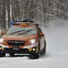 疾走する「スバル・ゲレンデタクシー」、今年の運行を開始!